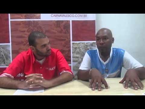 Entrevista com mestre Nilo Sérgio, Portela - Carnaval 2016