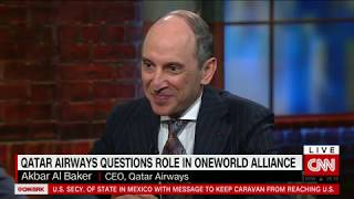Is Qatar Airways about to leave oneworld?