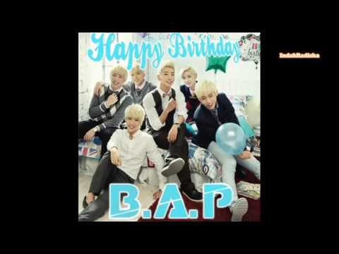 [AUDIO] B.A.P Happy Birthday Indo Sub By IndahRadiska