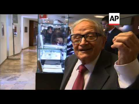 Mossad files on Nazi Eichmann revealed