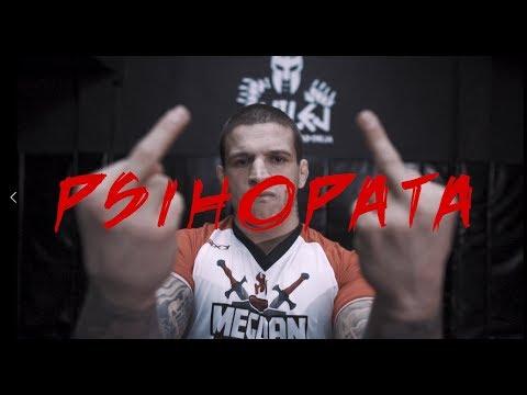 LESTRA x VASO BAKOCEVIC - PSIHOPATA (OFFICIAL VIDEO)