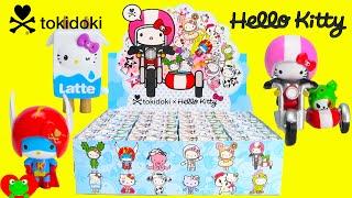 Tokidoki Hello Kitty Figures in Mystery Boxes