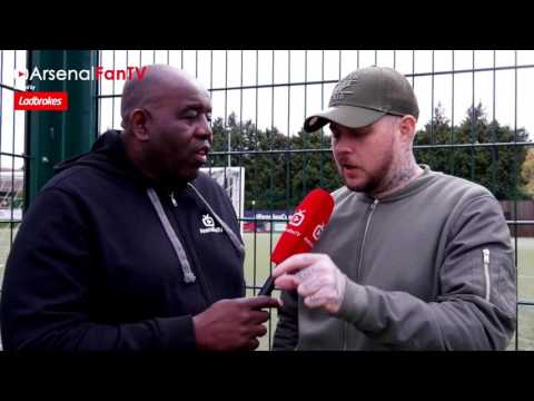 Were Fans Out Of Order For Abusing The Arsenal Players? (Feat DT)