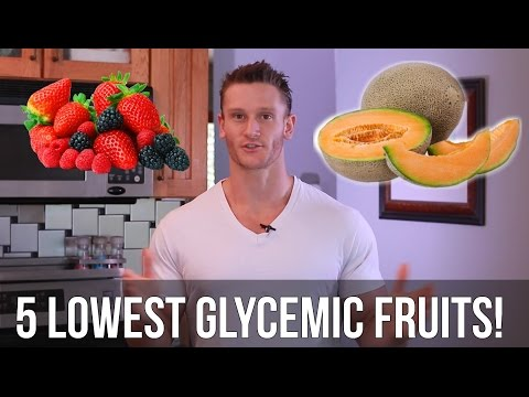 Top 5 Low Glycemic Super Fruits for Weight LossThomas DeLauer