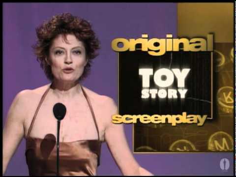 Christopher McQuarrie winning an Oscar® for