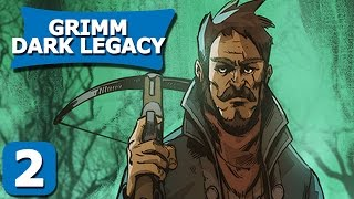 Grimm Dark Legacy Part 2 - Entering Maghreb - Grimm Dark Legacy Steam PC Gameplay Review