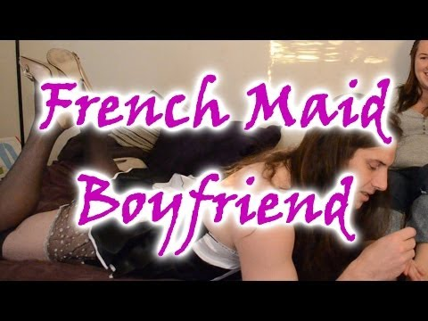 How to Force Your Boyfriend to Crossdress Step 12 : French Maid Punishment from YouTube · Duration:  9 minutes 37 seconds