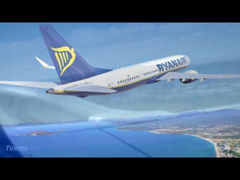 Vol Tanger Marseille : Décollage Et Atterrissage - 21/09/2016