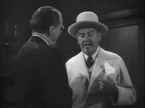 Charlie Chan and the Shanghai Cobra   Sidney Toler   1945   ENG