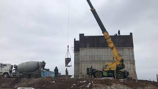 о.Кунашир, Южно-Курильск, строительство2020