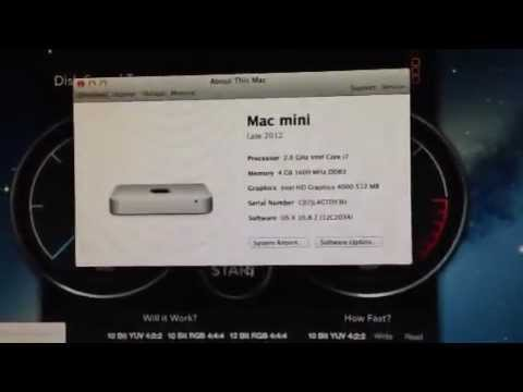 mac mini 2 6 quad core i7 fusion drive new late 2012. Black Bedroom Furniture Sets. Home Design Ideas