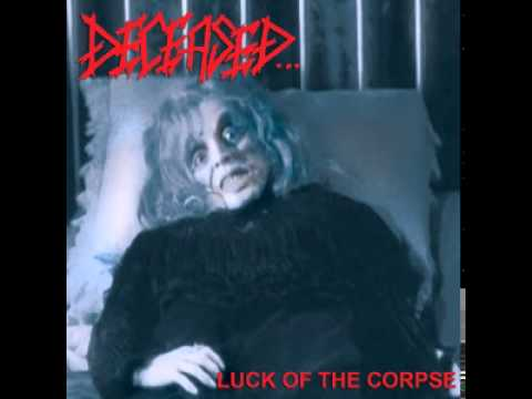 Deceased  Luck of The Corpse Full Album 1991