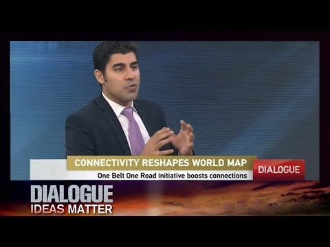 Dialogue— Connectivity Reshapes World Map 07/18/2016 | CCTV
