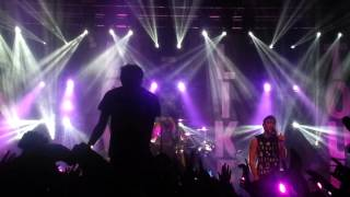 All Time Low- Dear Maria, Count Me In- LIVE Birmingham