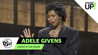 Adele Givens Loves Being A Lady   Def Comedy Jam   Laugh Out Loud Network