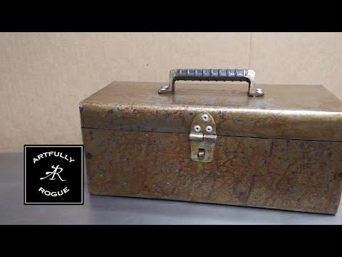 DIY Mini Tool Box