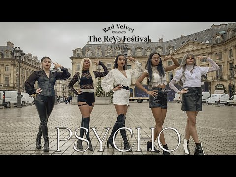 [KPOP IN PUBLIC PARIS] Red Velvet (레드벨벳) - 'Psycho' Dance Cover By Risin' From France