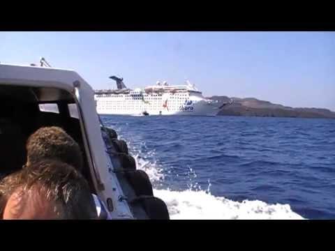 Crucero Atenas, Mikonos, Rodas y Santorini - Trip to Greece.