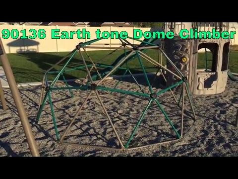 Lifetime 90136 Earthtones Playground Dome Climber