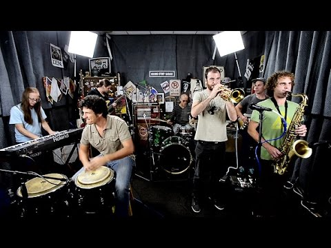 The Motet - 'The Fountain' ::: Second Story Garage