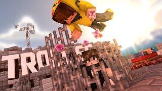 HACKERA TÜRK İŞKENCESİ YAPIP ÇILDIRTTIM! (Minecraft : TROLL Survival Games #34)