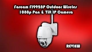 Foscam FI9928P Outdoor Wireless 1080p Pan & Tilt IP Camera Review