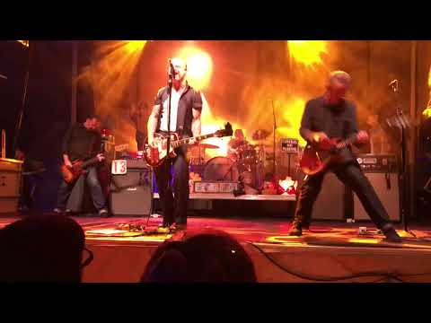 Social Distortion Klipsch Fest Cleveland Rock And Roll Hall Of Fame  Over You 2018