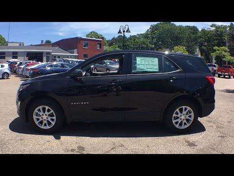 2018 Chevrolet Equinox South Kingstown, Wakefield, Newport, Westerly, East Greenwich, RI WEQ8190