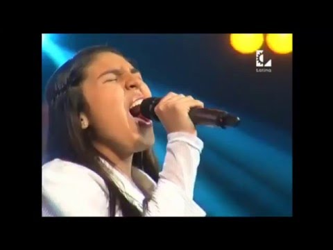 The Voice Kids Peru - Ursula Sings Summertime - INCREDIBLE