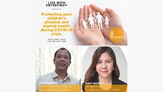 How to protect your children's physical and mental health during Covid-19 Pandemic