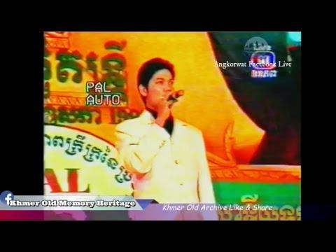 Khmer old concert TV   -The world Of music k3 part 2  skc  Old Khmer video - VHS Khmer old-
