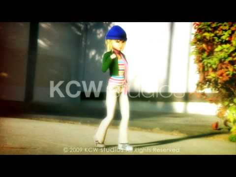 2 5D 3D Character Composite RealWorld Environment