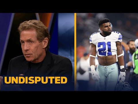 Ezekiel Elliott case: NFLPA cites 'league-orchestrated conspiracy' - Skip reacts | UNDISPUTED
