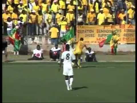 Ghana vs Benin U20 1st half