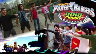 Power Rangers Dino Charge - Theme Song (HQ - MP3 in Description)