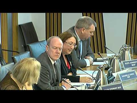 Welfare Reform Committee - Scottish Parliament: 14 May 2013