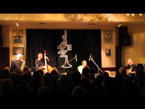 Andy Sheppard Quartet at Sheffield Jazz, Autumn 2015