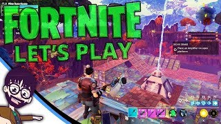 Fortnite STW Level 10 Homeshield Defense Plankerton | PSN Card GIVEAWAY | Live Streaming