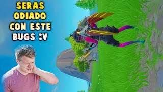 NEW BUG to Damage *Our Neck* - Fortnite Bugs Season 9