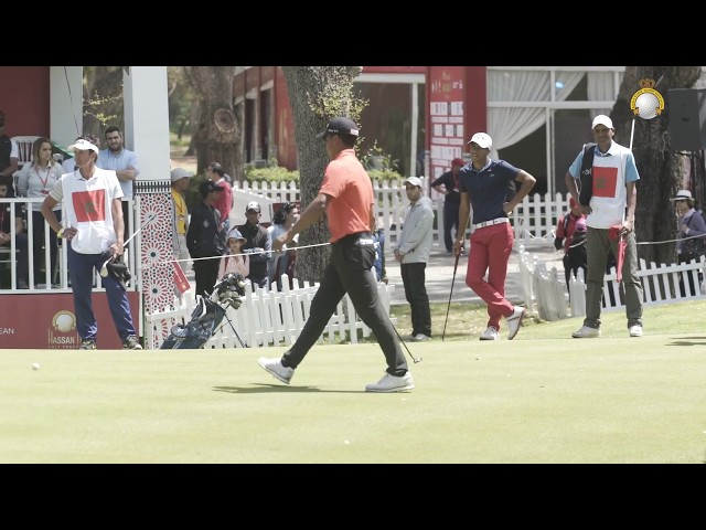 Hassan II Trophy Highlights Final Round - Moroccan Players
