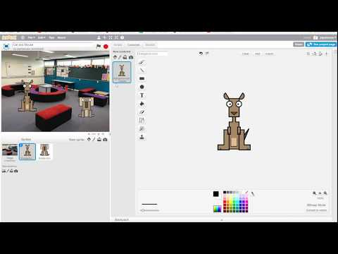 Making cools games with Scratch - Part 2