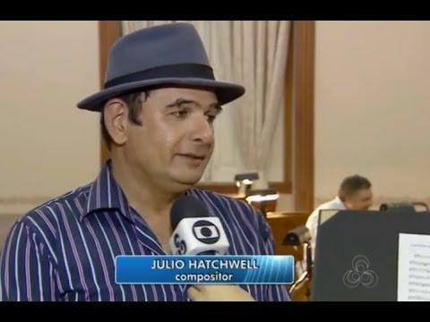 Concerto Estações do Músico e Compositor Júlio Hatchwell - Reportagem Amazonas TV