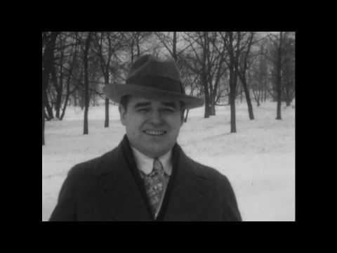 1927 - 1928 Home Movies of Belle Isle, New Year's Day Snow, and New Mexico