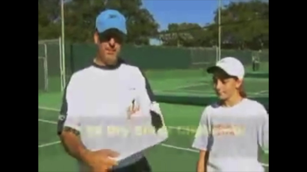 How to Teach Tennis Court Position