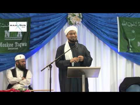 Speech by Maulana AbdurRaouf Masjid Taqwa Amsterdam 24 February 2017