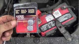 Video Battery terminal  - Terminal will not tighten up, Try a Battery Post Shim download MP3, 3GP, MP4, WEBM, AVI, FLV Maret 2018