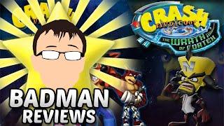 Crash Bandicoot: Wrath of Cortex Review - Badman