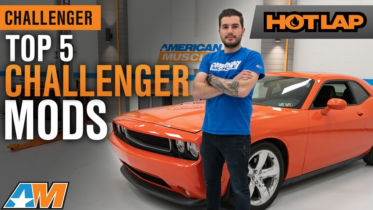 Top Five Mods for Your 2009-2014 Dodge Challenger | My Car