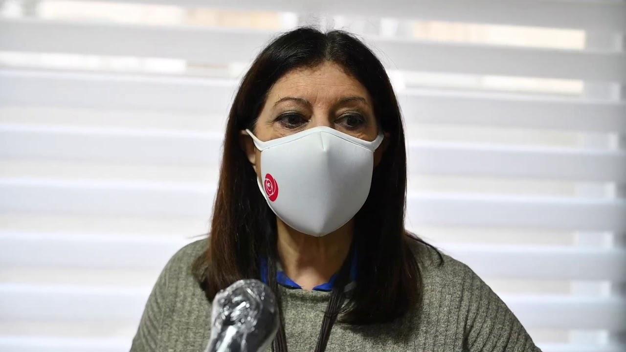 """Clara García: """"En sólo 6 meses de gestión, la EPE acumula deuda de más de 10 mil millones de pesos"""""""