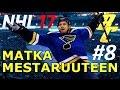 Matka Mestaruuteen #8  NHL 17 HUT 7.Div 22